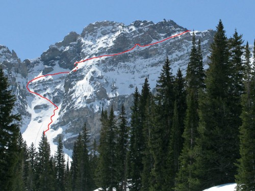 A Trip Across Alta's Ribbon of Doubt