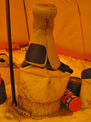Expeditions – Stove Set-Up