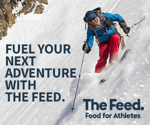Fuel your next adventure with the StraightChuter Feed Box from TheFeed.com