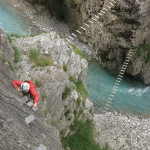 Via Ferrata – the Iron Way