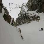 Yet another nice Ruby Mountain couloir.