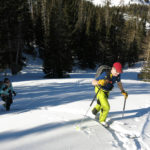 Guided Backcountry Skiing in the Wasatch Mountains
